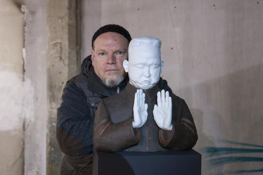 Eröffnung der Alina Art Galerie; Chemnitz, Schönherr-Fabrik; 30.11.2013